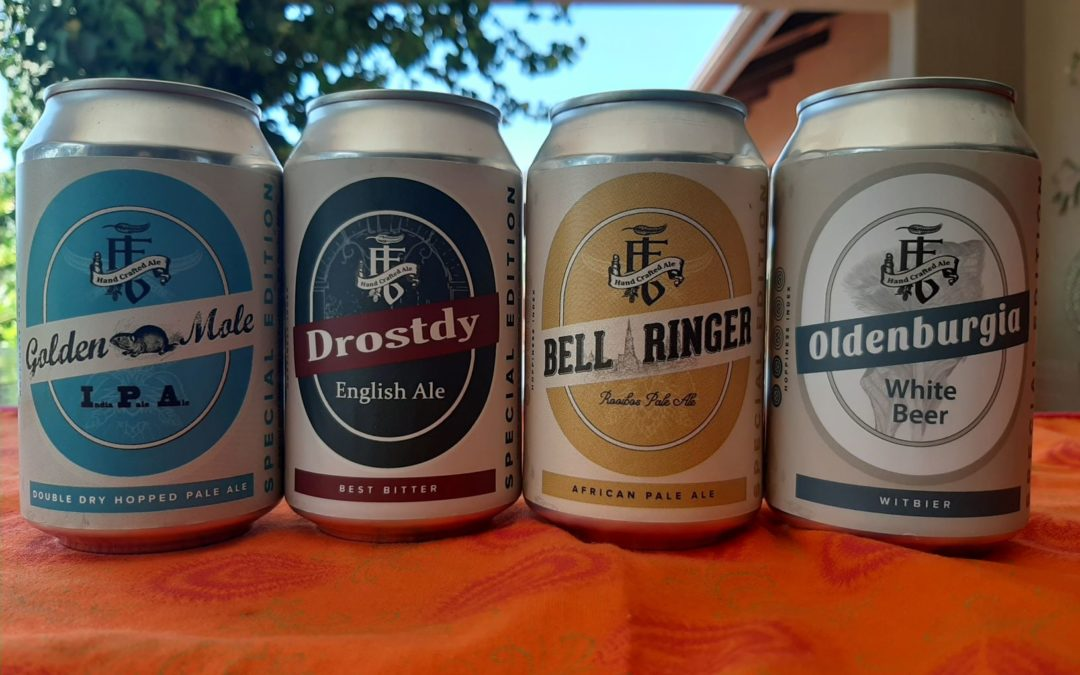 Why cans are better beer packaging than bottles